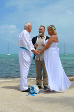 Florida Keys, Key Largo Wedding Officiants, Islamorada Wedding Officiants